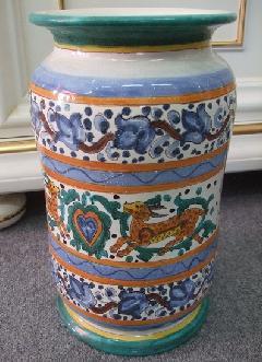 壺 ツボ  花器 花瓶のAL18