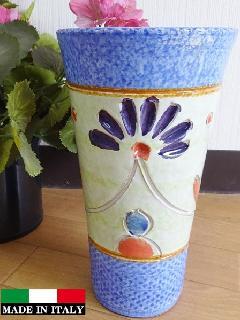 イタリア製 花瓶  花器  1025