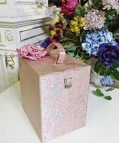 可愛い小物入れ 化粧ポーチ メイクBOX 35752