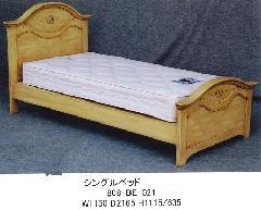 処分特価  シングルベッド 021