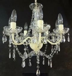 シャンデリア ランプ 吊りランプ7灯  927-BZ-871