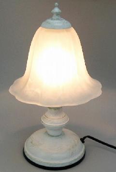 ランプ タッチセンサー 調光 アンティーク テーブルランプ 照明 クラシック レトロ HYL5I