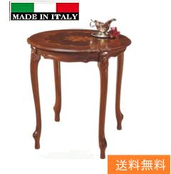 イタリア家具 テーブル 電話台 ランプテーブル 花台 110-ST-1028Z