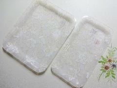 プラスチック製トレー樹脂トレー2枚セット5410