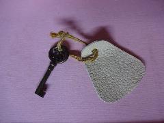 アンティークキー 鍵 イタリア製 002