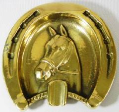 真鍮 アクセサリー置き 灰皿 C3-113