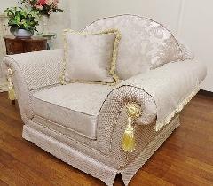 処分特価  布製 高級ソファー 1人掛け 526C