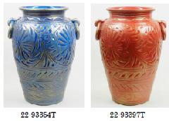 イタリア製 陶器の傘立て 22