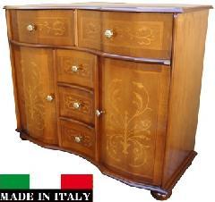 イタリア製 象嵌サイドボード キャビネット119