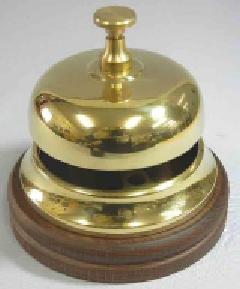 真鍮 呼び鈴 フロントベル  ベル C3-658