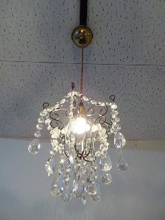 シャンデリア ランプ 吊りランプ 912-BZ-7107