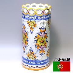 ポルトガル製 傘立 陶器の傘立て 262Y