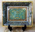 灰皿、飾り絵皿、インテリア小物 イタリア製 ■在庫処分品