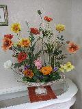 アレンジフラワー、お花 F043
