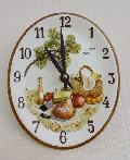 ドイツのセラミック時計 ピクニック 2817