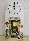 ドイツ製セラミック時計 32916