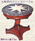 マルチテーブル 丸テーブル 大理石テーブル ショーテーブルなどディスプレイ用テーブル