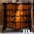 イタリア家具 猫脚家具 4段チェスト 5403