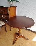 サイドテーブル ランプスタンド 花台 丸テーブル 932-ST-102