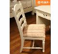 椅子 チェアー イス 白家具 カントリー家具 アウトレット  856