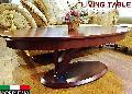 【展示現品売り尽くしセール】おしゃれなイタリア製センターテーブル リビングテーブル107
