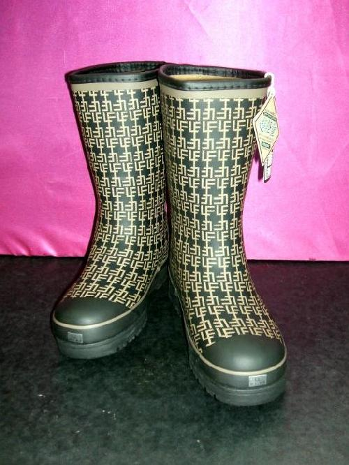 ライトフィールドLF−07  ブラック   新軽量長靴