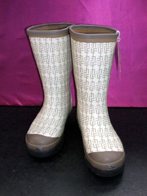 ライトフィールドLF−07 アイボリー  新軽量長靴