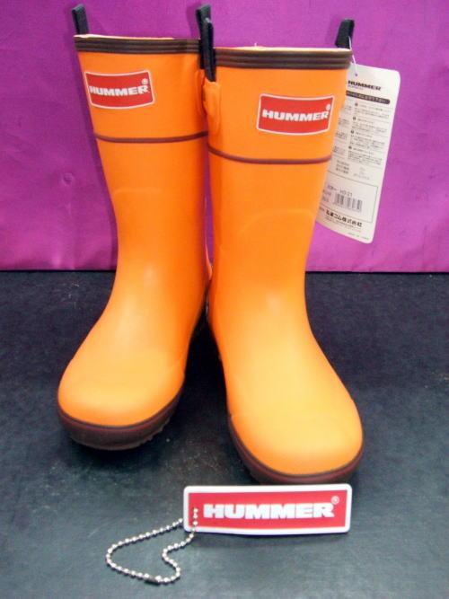 HUMMER H3−21 オレンジ