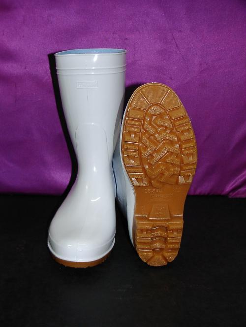 ゾナG3耐油長靴 (白) 日本製 30cm