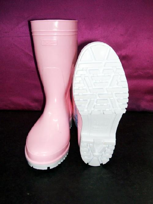 ゾナG5耐油長靴(ピンク)日本製
