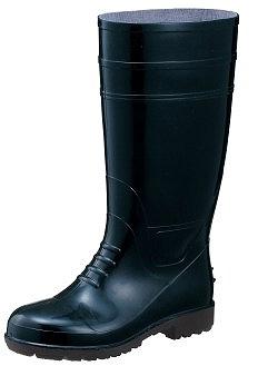 ガロア#2ロング耐油長靴(黒)