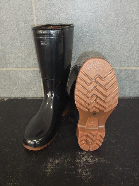 ウィザードタフテック010(黒)アキレス社、日本製