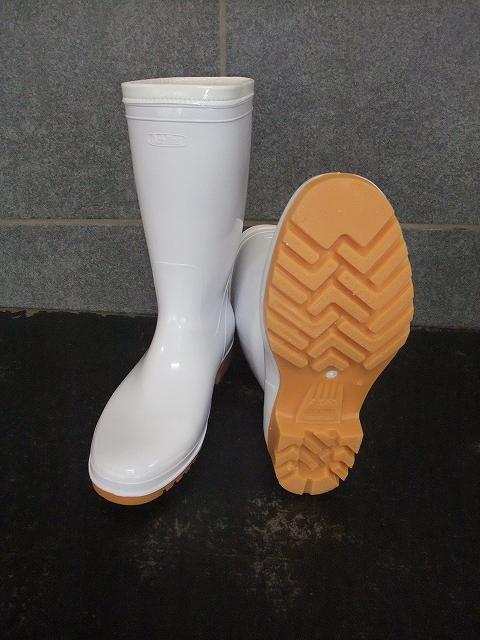 タフテックホワイト裏ボア付防寒長靴(白)29cm アキレス社、日本製