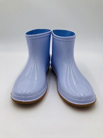 タイタン耐油ショート長靴(白)男性用