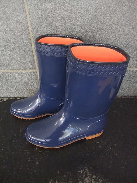 ゾナウォーマー�U(ブルー)耐油防寒長靴のコピー