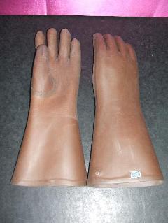 一般作業用ゴム手袋(総ゴム)