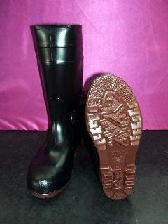 安全ゾナ ネオ耐油長靴 (黒)