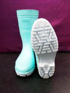 ゾナG5耐油長靴(ミント)日本製