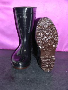 ソナG3ネオ耐油長靴(黒)日本製