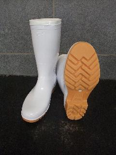 タフテックホワイト裏ボア付防寒長靴(白)アキレス社、日本製