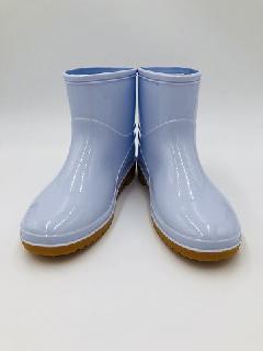 タイタン耐油ショート長靴(白)女性用