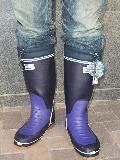 マッキンリィーH44W防寒ゴム長靴(弘進製)