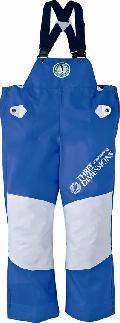 シーグランド 3D 胸付きズボン ( ブルー)