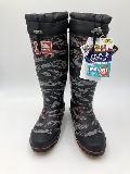 マッキンリーH54MW 迷彩柄軽量防寒長靴