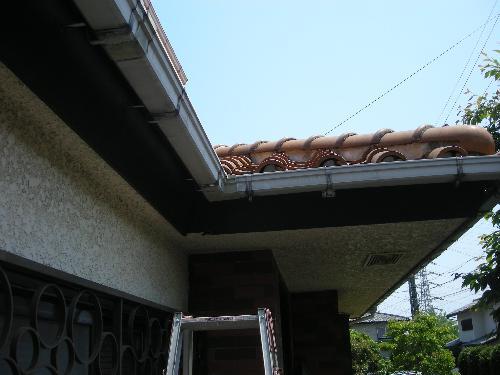 神奈川県横浜市 雨漏れ修理