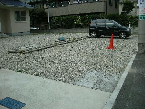 横浜市鶴見区 駐車場工事