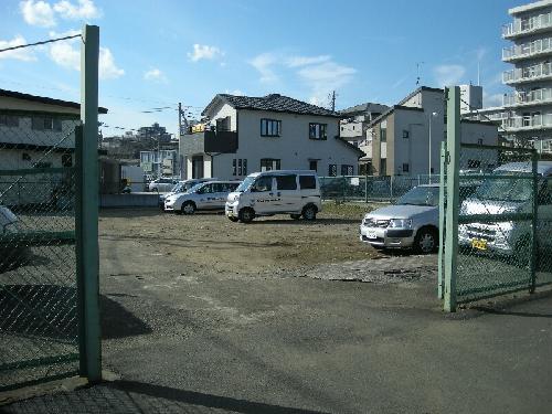 横浜市保土ヶ谷区 駐車場 アスファルト舗装工事
