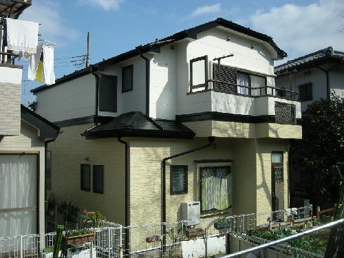 神奈川県横浜市南区で外壁塗装工事のリフォームを行いました