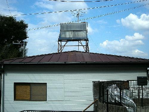 神奈川県横浜市南区屋根塗装工事