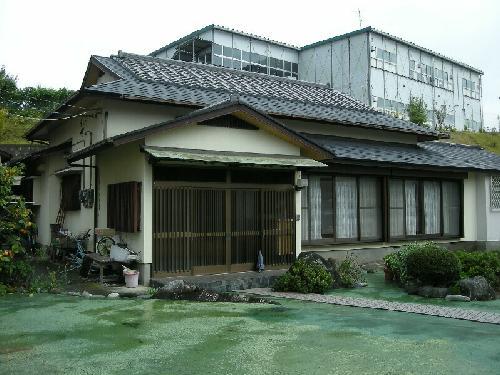 神奈川県横浜市栄区和風住宅外壁リフォーム工事